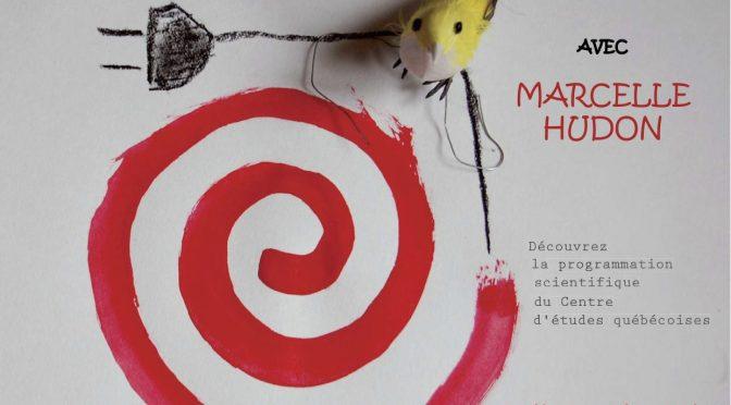 Lancement 2014-2015 du CEQ, avec Marcelle Hudon